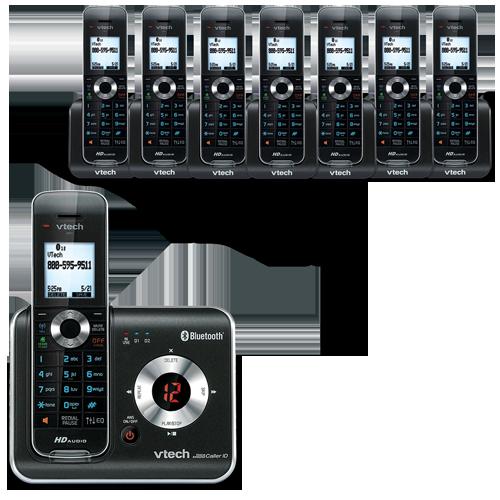 DS6421-3 + five DS6401