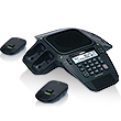 ErisStation® CONFERENCE PHONE WITH WIRELESS MICS