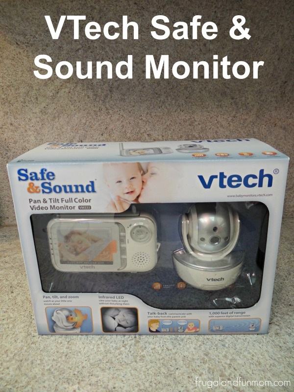VTech Safe and Sound Monitor Package
