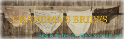 Grandma�s Briefs Logo
