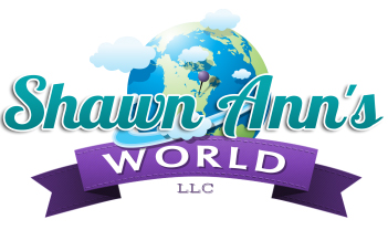 Shawn Ann�s World Logo