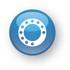 Rotary-inspired keypad
