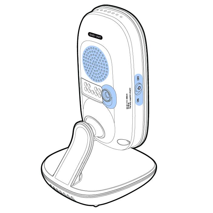VM2251/VM2251-2 - User's manual - VTech